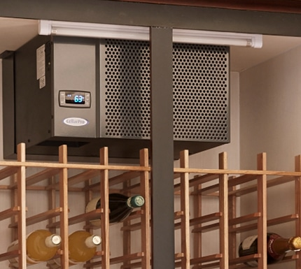 CellarPro Wine Cellar Cooling Units & Cool Wine Cellar | CellarPro Wine Cooling Systems