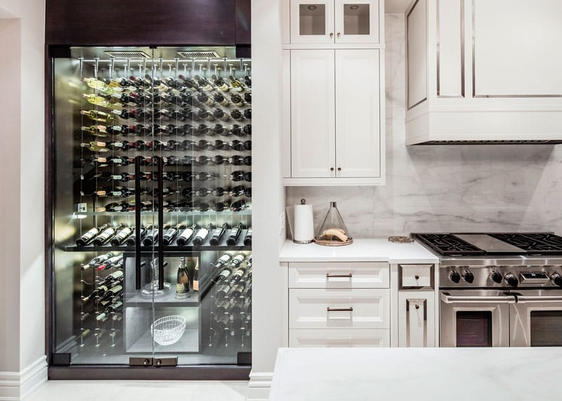 Cable Wine Systems Gallery for commercial wine racks or home